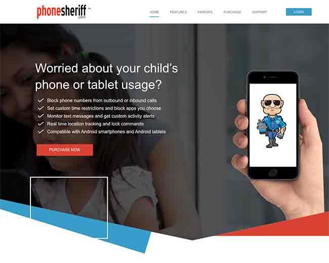 App 7: PhoneSheriff