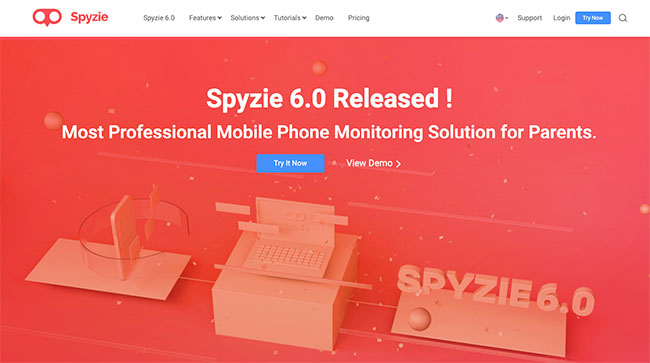 App 8: Spyzie