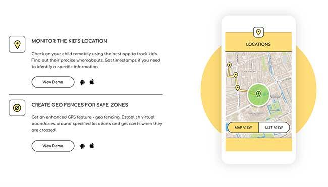 GPS Tracker – Mobile Tracker