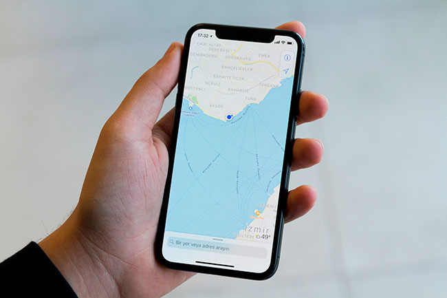 How Do You See Someone's Locations On Your IPhone?