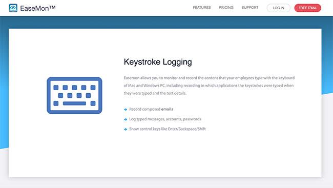 Aobo keylogger App
