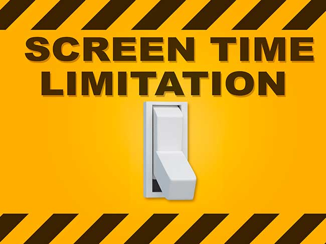 How to Limit Time on Android Screen