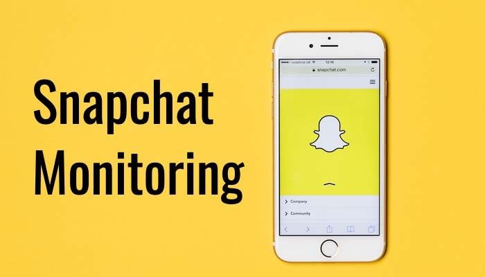 Snapchat monitoring apps
