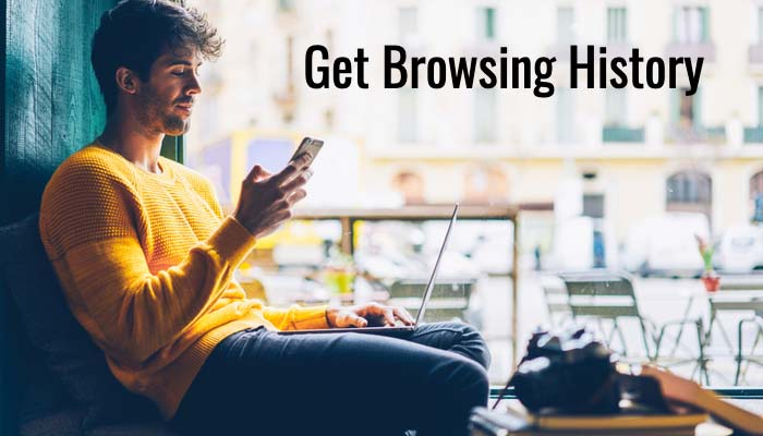 How to Track Someone's Internet Browsing History Secretly?
