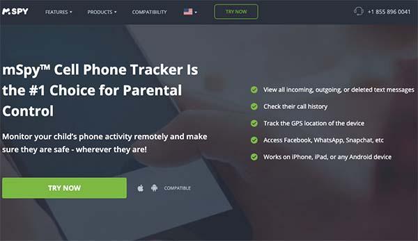 mSpy - best spy app ever
