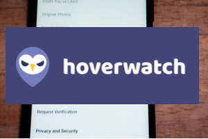 Hoverwatch tracking app